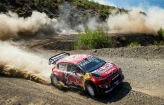 WRC Türkiye Rallisi, 18-20 Eylül'de Marmaris'te...