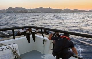 Yunan Sahil Güvenliği Yine Ölüme Terk Etti