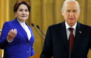 Devlet Bahçeli'den Meral Akşener'e 'Geri...