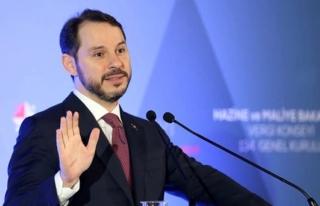 """Hazine ve Maliye Bakanı Berat Albayrak: """"Tarihi..."""