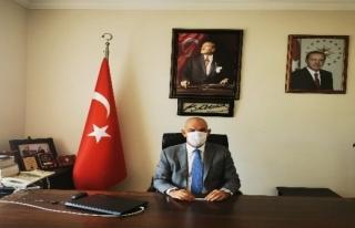 Marmaris Kaymakamı Aksoy'un 30 Ağustos Mesajı
