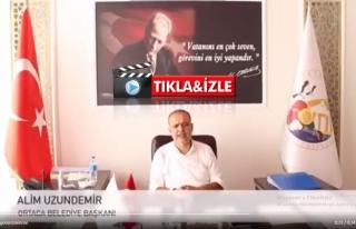 Muğlalı Başkanlardan Videolu 30 Ağustos Kutlaması