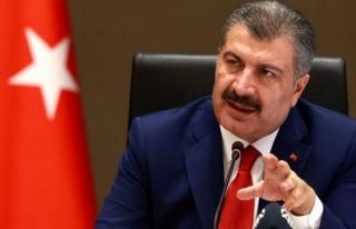 """Sağlık Bakanı Fahrettin Koca: """"Kısıtlamalar..."""