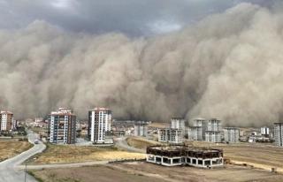 7 Kent İçin Toz Fırtınası Alarmı Verildi!