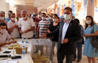 AK Parti Datça İlçe Başkanı Keleş Güven Tazeledi