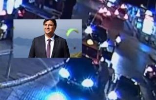 Aracı Tekmelenen Genç: Başkan Karaca'nın Özür...