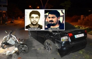 Datça'da Alkollü Polis Memuru Motosiklete Çarptı:...