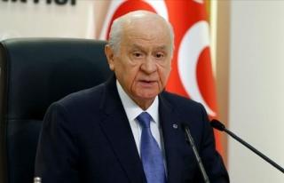 MHP Lideri Bahçeli İdam Tartışmalarını Yeniden...