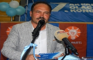 Muğla'da Ak Parti Kongreleri Menteşe İle Başladı