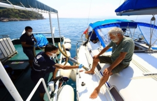 Muğla'da Teknelerden 1 Milyon 396 Bin Litre...