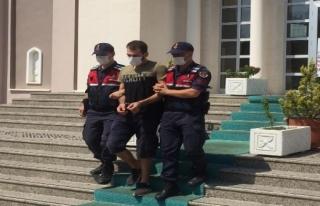 Muğla'da 5 Ayrı Suçtan Aranan Şüpheli Jandarmadan...
