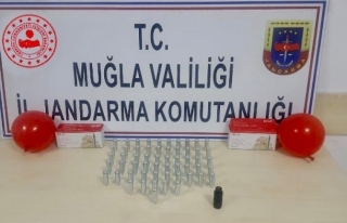 Muğla'da Jandarma'dan Uyuşturucu Operasyonu:...