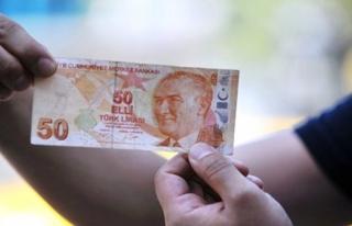 Muğlalı Pazarcı 50 Liralık Banknotu 70 Bin Liradan...