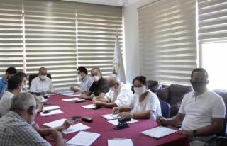 Ortaca Belediyesi Eylül Ayı Meclis Toplantısı...