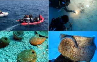 Bilim İnsanları, Marmaris'te Deniz Dibinde...