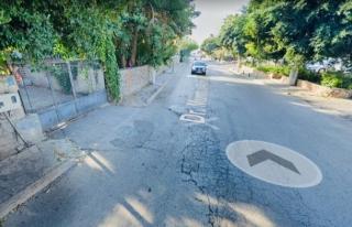 Bodrum'da Dr. Mümtaz Ataman Caddesi'nin Asfaltlanmamasına...