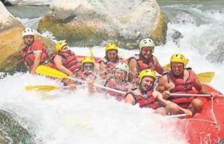 Dalaman Çayı, Su Sporları Merkezi Oluyor! Rafting...