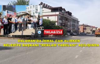DALAMAN'DA ÖLÜM YOLU İÇİN YETKİLİLER PASİF,...