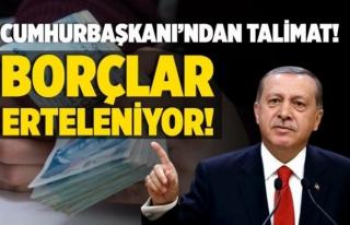 Erdoğan Talimatı Verdi: 4 Milyon Kişinin 500 Milyar...