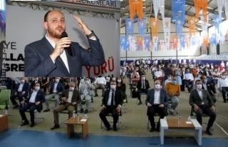 Fethiye AK Parti Gençlik Kolları, Sinan Cengil'le...
