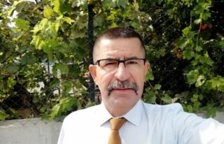 İYİ Parti Muğla İl Başkan Yardımcısı Ercan...
