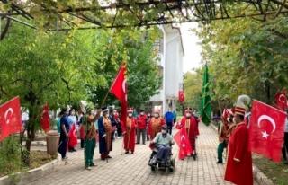 Muğla'da Huzurevi Mehter Takımı İlk Gösterisini...