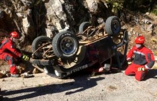 Fethiye Trafik Kazası: Takla Atan Aracın Sürücüsü...