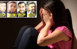 13 Yaşındaki Kız Çocuğunu İstismar Eden Sapıklar,...
