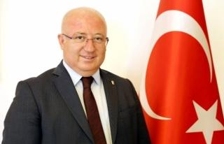 Başkan Gümüş'ten '10 Kasım' Mesajı