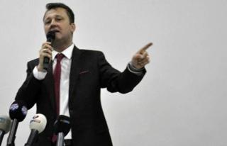 CHP'den İstifa Eden Menemen Belediye Başkanı...