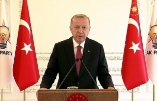 """Erdoğan: """"Kendimizi Avrupa'da Görüyoruz,..."""