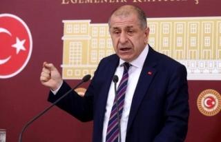 İYİ Parti Milletvekili Ümit Özdağ Partisinden...