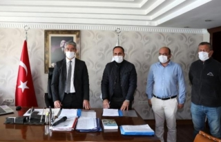 Marmaris'te Toplu Sözleşme İmzalandı