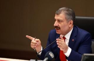 Türkiye'nin 26 Kasım Koronavirüs Tablosu:...