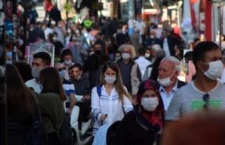 Üç Kentimizde Koronavirüs Vaka Artışı Türkiye...