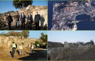 Bodrum'da 2400 Yıllık Tarihi Halikarnossos...