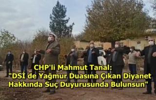 DEDAŞ, 'Elektrik Duası'na Katılan Köylüler...