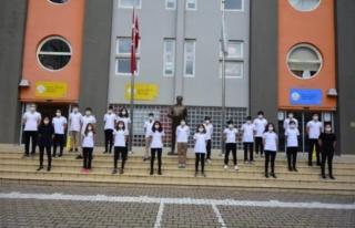 Doğa Koleji Öğrencileri Muğla'da Düzenlenen...