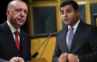 Erdoğan'dan AİHM'in Demirtaş Kararına...