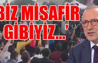 """Fatih Altaylı Canlı Yayında İsyan Etti: """"Türkiye'yi..."""