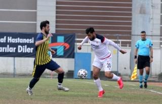 Fethiyespor Farklı Kazandı: Fethiyespor 4 - 1 Ağrı...