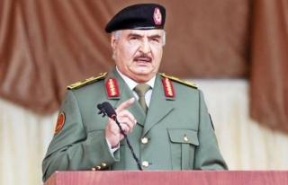 Hafter'den, Tüm Kuvvetleri Türk Askerine Karşı...