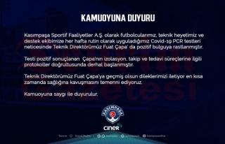 Kasımpaşa, Muğlaspor Maçına Teknik Direktörsüz...