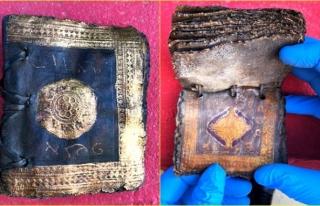 Muğla'da 3500 Yıllık Altın Varaklı Tevrat...