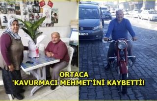 ORTACA'NIN SEVİLEN ESNAFLARINDAN 'KAVURMACI...