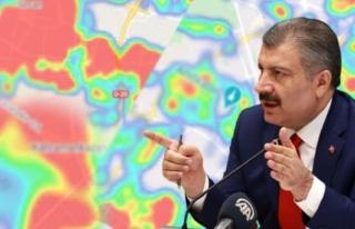 Sağlık Bakanı Fahrettin Koca, Dört İlimizi Uyardı:...