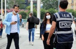 Yargıtay'dan Maske Kararı: Polis Ceza Kesemez,...
