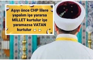 Cami İmamından CHP'lilerle İlgili Skandal...