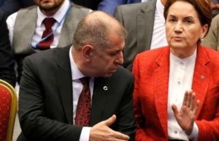Mahkeme, Ümit Özdağ'ın İYİ Parti'den...