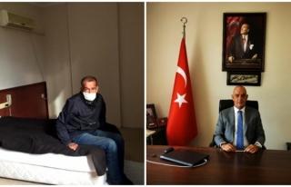 Marmaris Kaymakamlığı Yardıma Muhtaç Vatandaşlara...